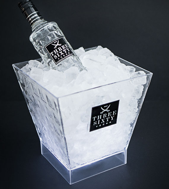 THREE SIXTY Cooler